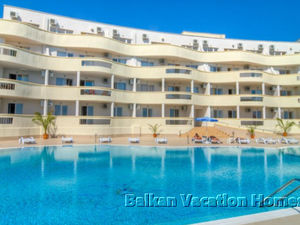 One Bedroom Seaview Apartments in Byala, Bulgaria