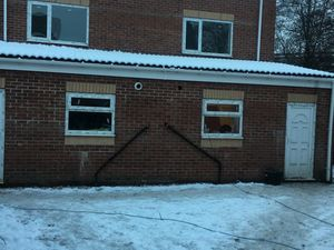 5 x new build properties for sale all with parking