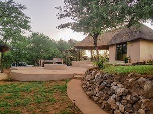 Eco lodge. Stunning Africa Lodge.