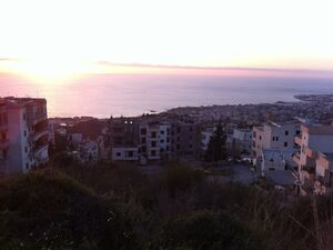 Land for sale 1200 square meter at Blat byblos Lebanon