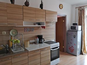 1 BED top floor apartment, with big balcony and open views