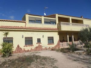 ID4203 Country House 6 bed Hondon Valley, Costa Blanca