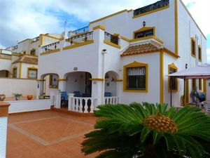 ID4218 Quad Villa 3 bed Vistabella Golf near Los Montesinos