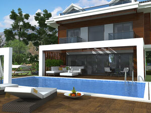4 BEDROOM LUXURIOUS VILLAS IN HISARONU