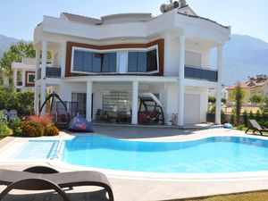 EXCLUSIVE 4 BEDROOM PRIVATE VILLA IN BEAUTIFUL OVACIK