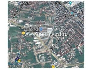 Land for sale on the Beltway, Oradea, Romania V1528B