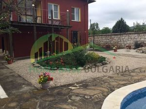 F-furnished house with a BBQ&pool in Osenovo(beach- at 5km)