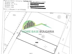 Large plot of land in Topoli (Varna)