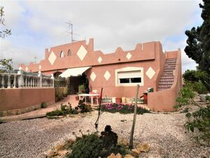 ID4225 S.D.Bungalow 3 bed Toretta Florida, Torrevieja