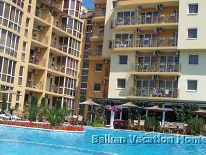 Very Nice One Bed Room Apartment at 70 m2 in Golden Sands