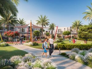 Expo Villas Emaar South 3Br+M Townhouses with monthly plan