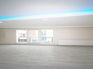 A newly built 2+1 apartment for sale in Istanbul
