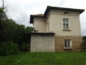 Old rural house with plot of land located 110 km from Sofia