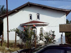 Two-storey house 16 km away from Varna