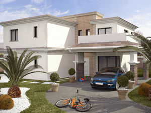 New 4bed, 3bath detach villa in Gran Alacant, Santa Pola, Al