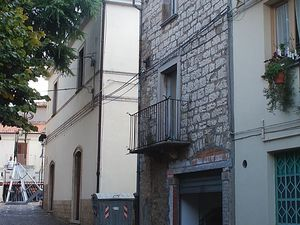 detached house in Acquaviva Collecroce, Molise, Italy.