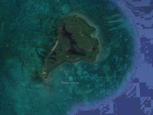 3.3 Acres on Southern Belize Island
