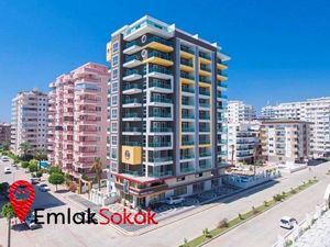 New Modern Apartments Close to the Beach in Alanya for Sale