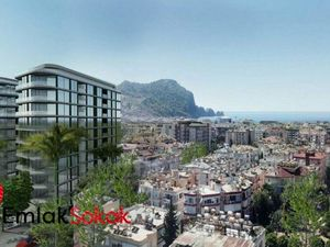 Seaview New Properties for Sale in Alanya Centre, Turkey