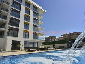 Two Bedroom Flats for Sale in Alanya Centre, Antalya