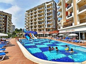 Bargain Resale Apartment on Orion Complex in Avsallar Alanya