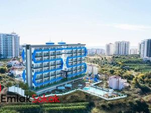 Apartments on a New Residential Project with Attractive Pric