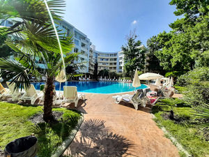 Furnished 1-BED apartment in Yassen holiday village