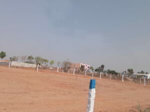 Opend Land For Sale ( 2,110 Sq Yards ) Clear Title