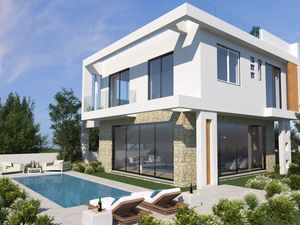 Modern Villa with swimming Pool in Protaras
