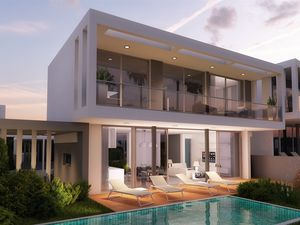 New Villa Seafront in Protaras