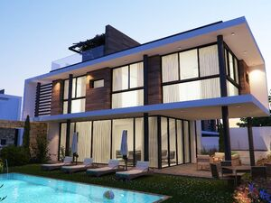 Smart Villa Energy Efficient