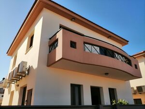 New Villa with Sea View and pool 3 bedrooms in Kapparis