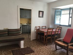 Centre of Montefrio. 3/4 bed 4 story house. Good condition