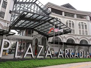 Serviced Office Suite / Virtual Office – Plaza Arkadia