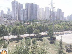 Park view near Metrobus 2+1 apartment for sale in Istanbul
