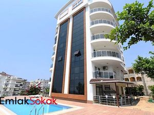 Fully Furnished Seaview Apartment in Alanya
