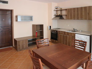 2 BED spacious apartment with pool views in Sunny beach