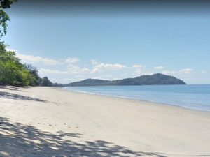 Beach Front Land For Sale 38 Rai, Hat Ao Khoei, Phang nga.