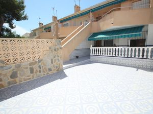 2bed, 1bath furnished bungalow in La Regia, Cabo Roig.