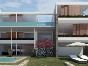 SEA FRONT NEW BUILD PROJECT IN ROTES VELLES, SANTA PONSA