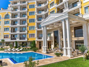 """1 bedroom apartment in The Luxury complex """"Villa Florence"""""""