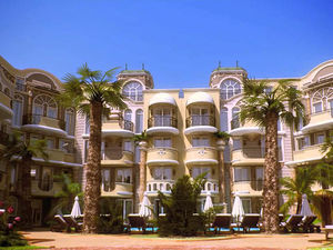 Fully furnished 1 bedroom apartment in Grand Mellia Resort 8