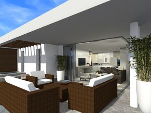 Limassol CYPRUS-newly built apartment of 118 m
