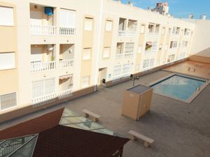 1bed 1bath penthouse community swimming pool, Torrevieja, Al