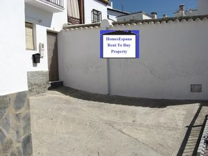 Almegijar 2 beds townhouse with rent to buy option