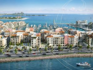 DUBAI - 10% DOWN PAYMENT FOR APARTMENT SEA VIEW