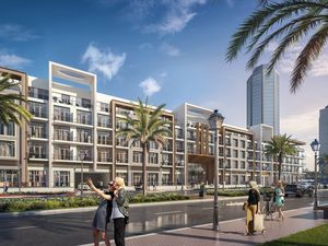 invest in dubai PAY 770€ monthly for 10 years post handover