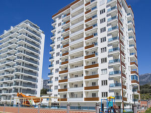 Apartment 2+1 for sale in Mahmutlar
