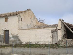 Cortijo to renovate. MKTFBZ04