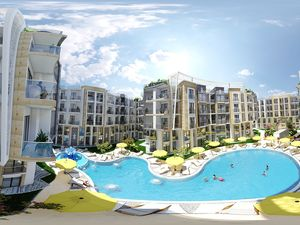 Newly Launched Aqua Infinity Resort - Studio For Sale